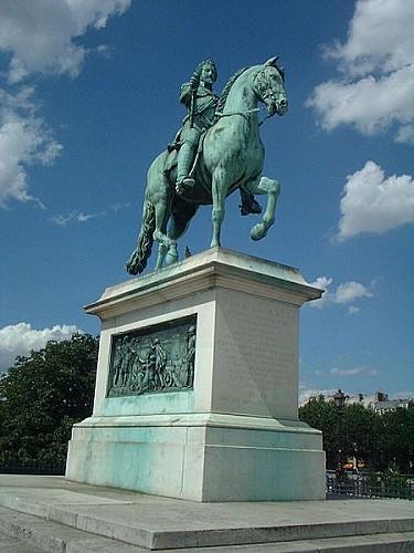 Statue du pont-Neuf