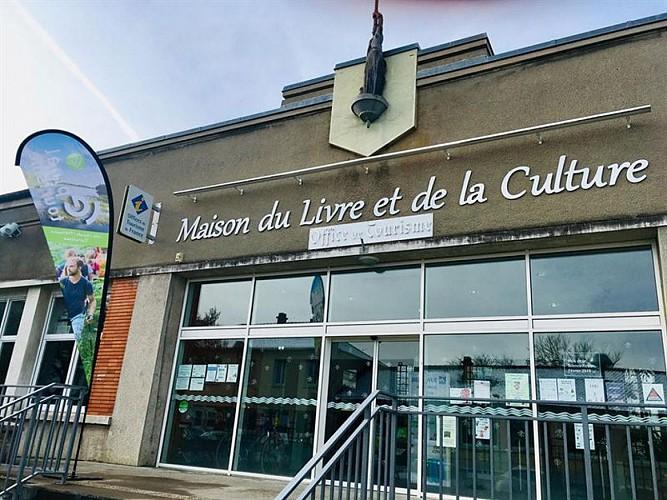 BUREAU D'INFORMATION TOURISTIQUE DE CHARMES