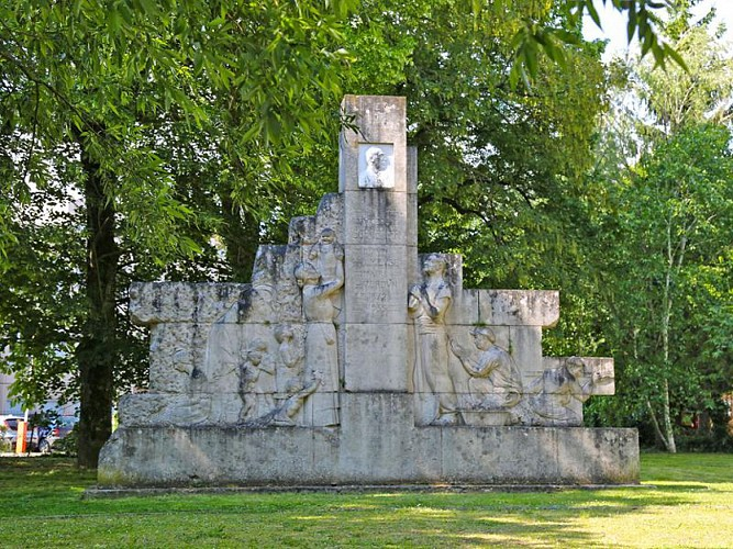 MONUMENT SCHLEITER