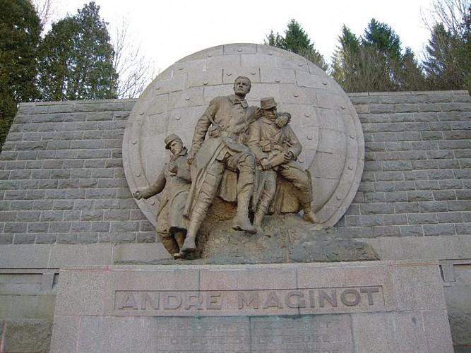 MAGINOT MONUMENT
