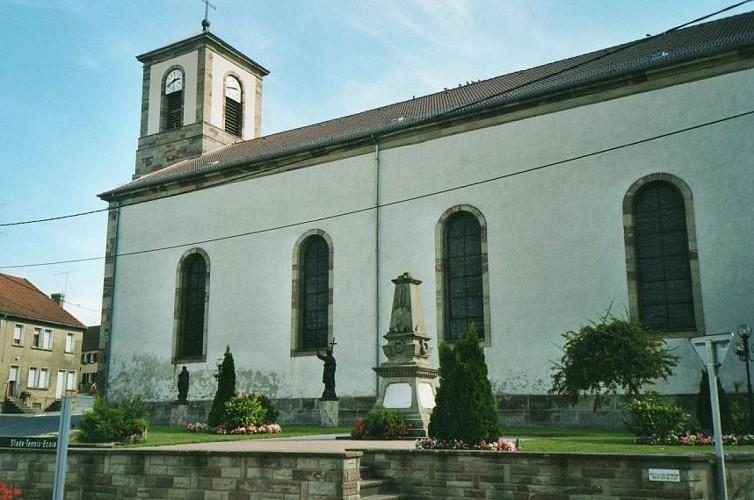 SAINT BARTHELEMY CHURCH