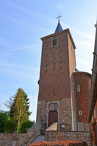Eglise Saint-Lambert de Petit-Hallet