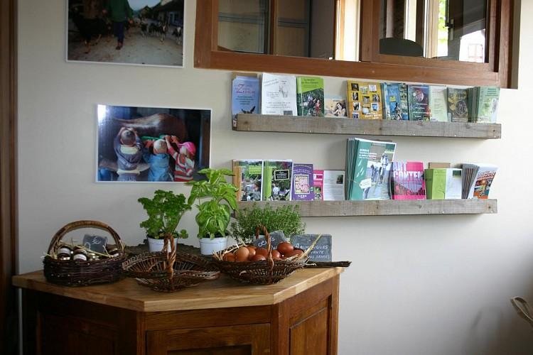 Eco-boutique de la ferme de Chosal