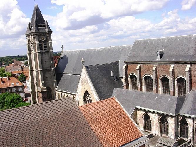 Collégiale Saint Piat