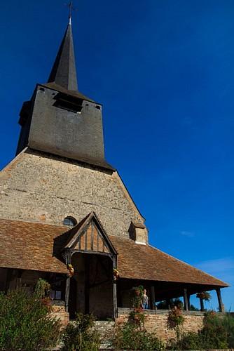 Eglise Saint-Barthélemy et son caquetoire