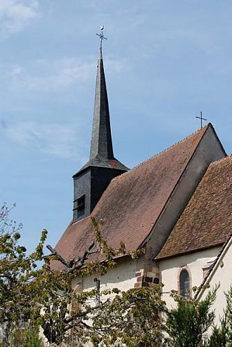 Eglise Sainte-Montaine