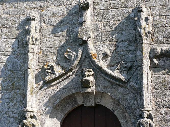 Theix-Noyalo Chapelle Notre Dame La Blanche