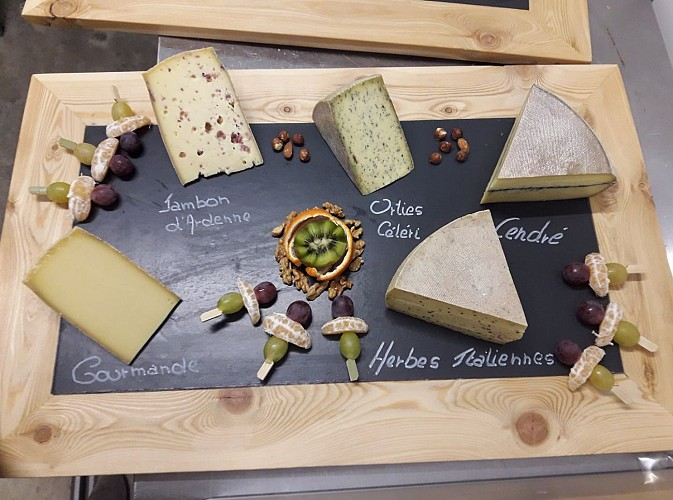 Kaasmakerij Fromagerie d'Ambly