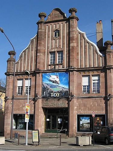 L'ancien cinéma (Cinéma Le Lorrain)