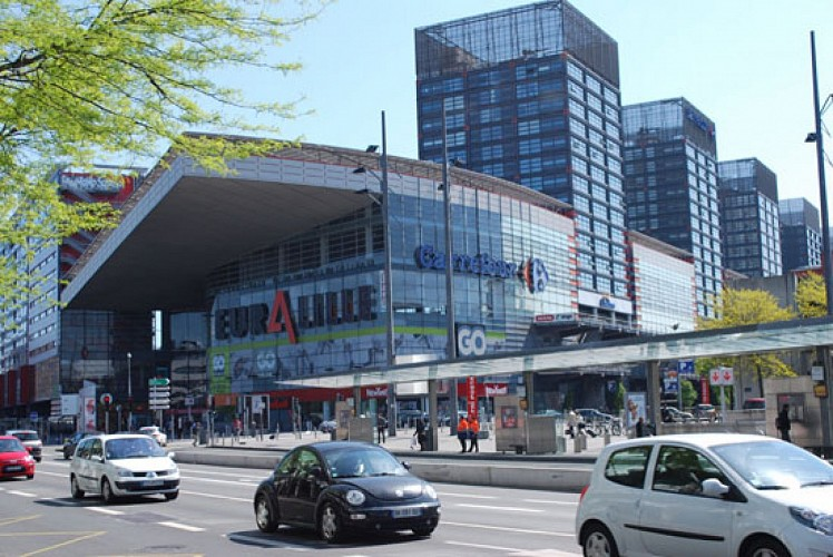 Centre commercial Westfield Euralille