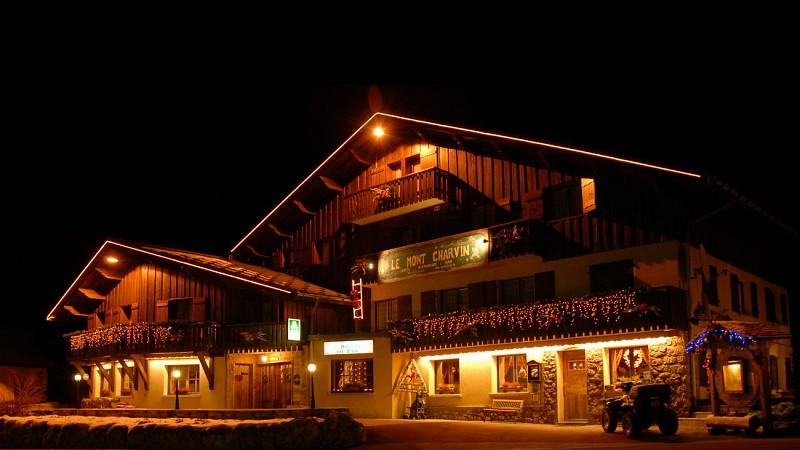 Chalet Hôtel du Mont Charvin et SPA****
