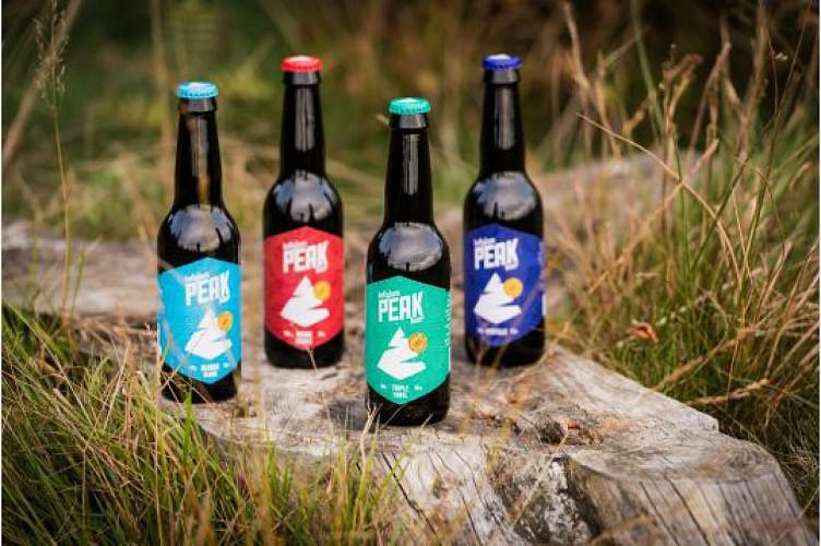 Belgium Peak Beer