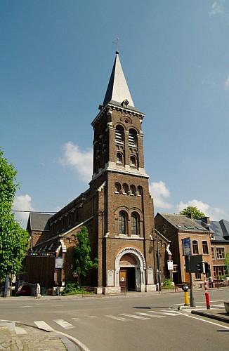 Eglise sainte Julienne de Salzinnes