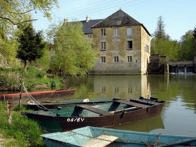 Le moulin (N°14 rue du Moulin)