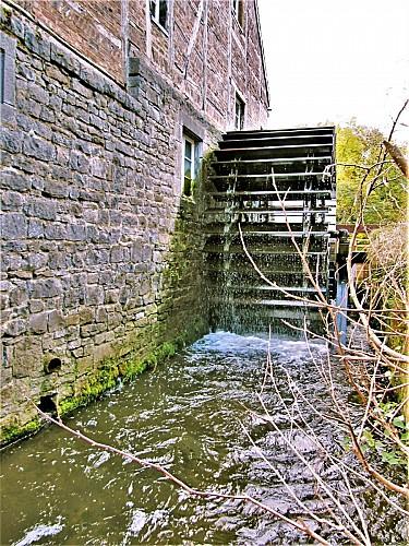 Le Moulin de Resteigne (propriété privée)