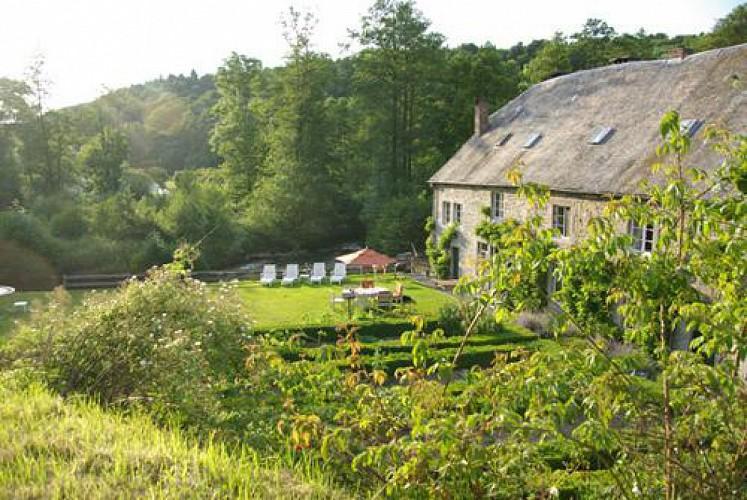 Chambre d'Hôtes Le Moulin de Resteigne