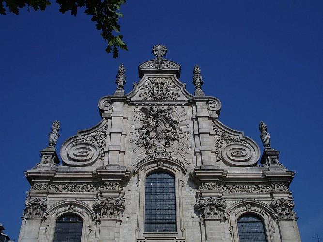 La chapelle des Jésuites