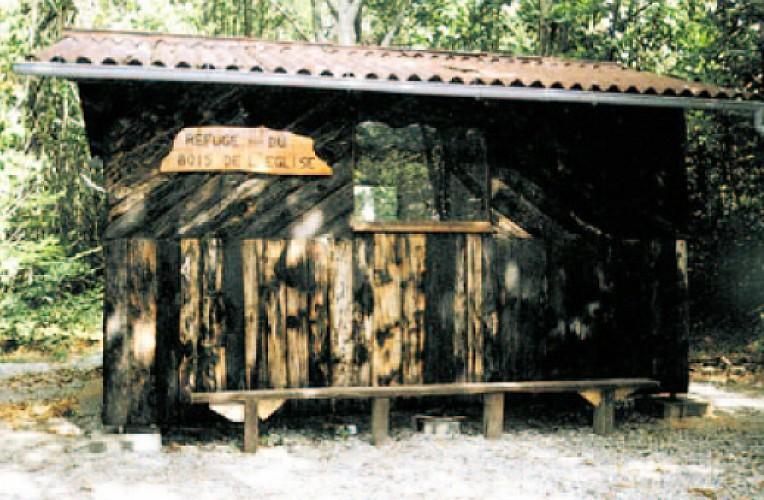 Refuge du bois de l'Eglise