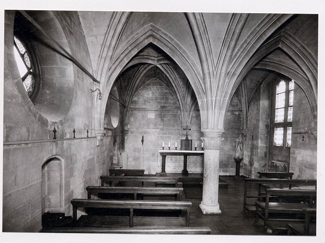 La chapelle Vaucelette
