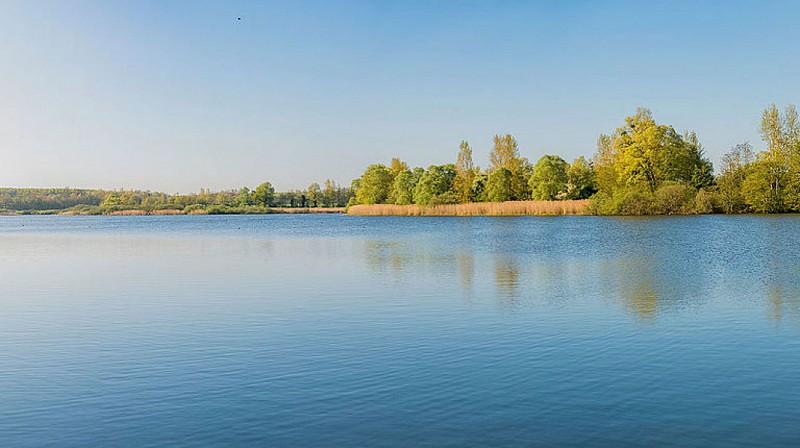 Grand étang de Pontoux