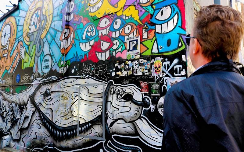 The Eat & Graffiti London Tour