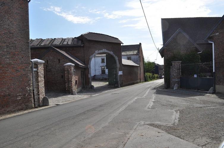 Carrefour des 4 Fermes / Bettincourt