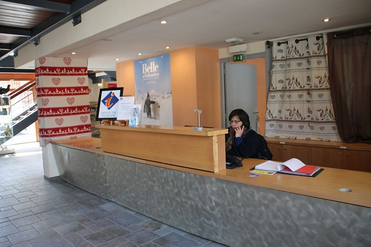 Val Cenis Termignon Information Desk