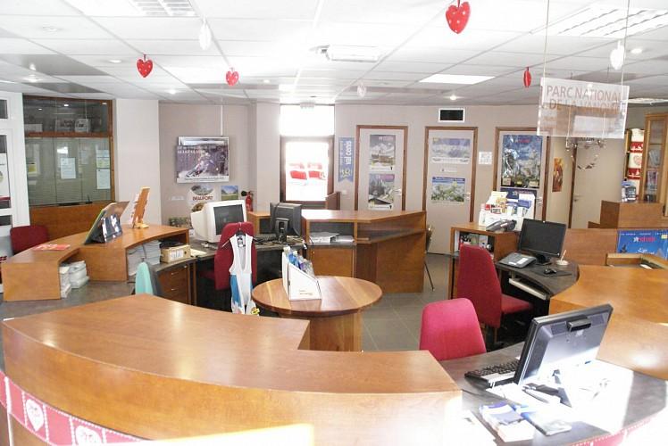Val Cenis Lanslevillard Information Desk