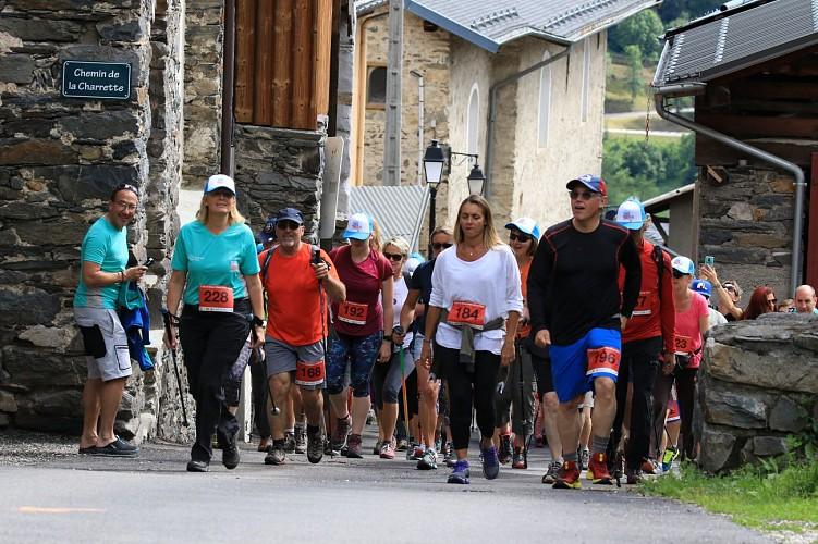 Trails Bozel - Mont Jovet : Walk gourmet