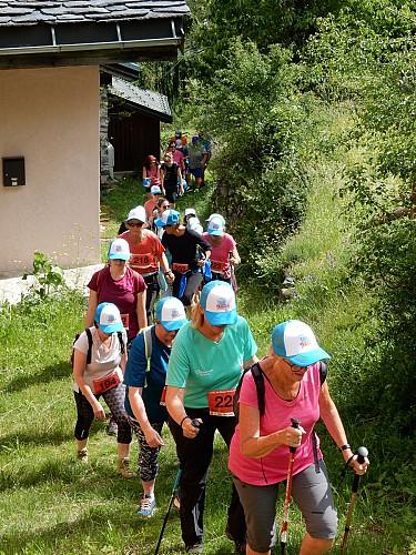 Trails Bozel - Mont Jovet : Marche gourmande