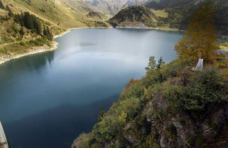 Lac de la Gittaz.