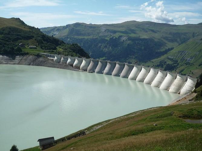 Girotte lake