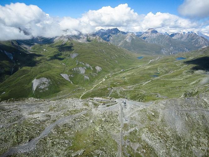 Traversette Pass