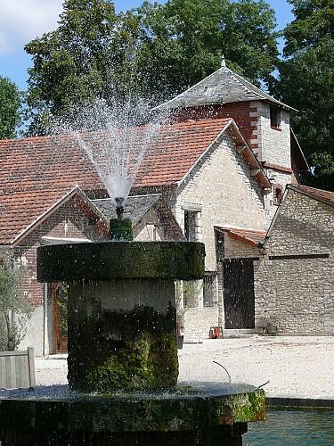 Royal Abbey Notre Dame de Cercanceaux