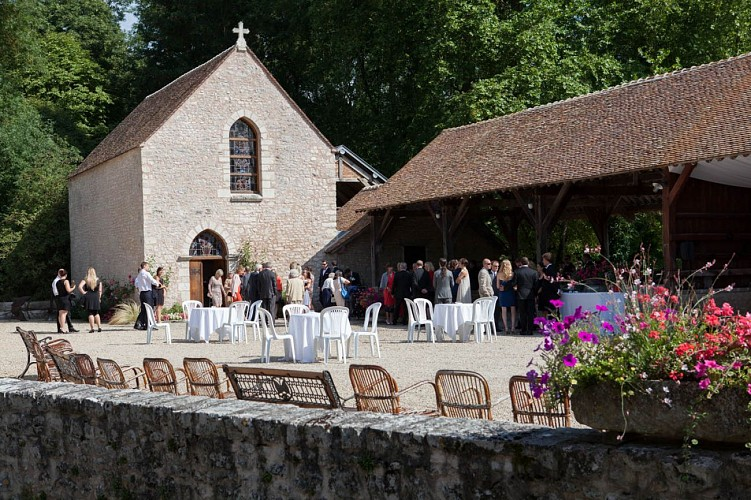 Abbaye Royale Notre Dame de Cercanceaux
