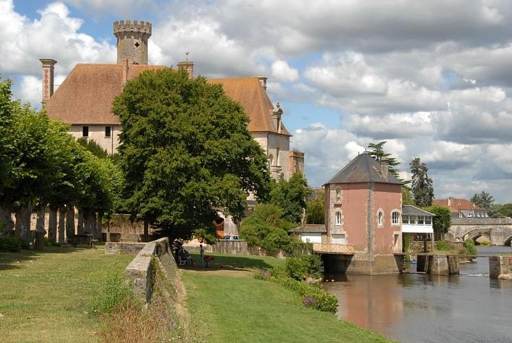Le Moulin Rose (privé , ne se visite pas)