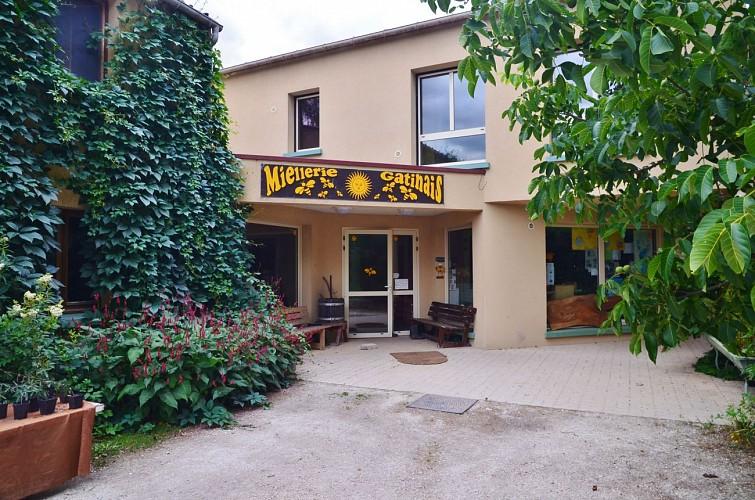 The Gâtinais' honey house