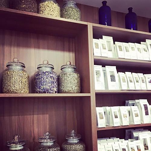 Millymenthe herbalist's shop