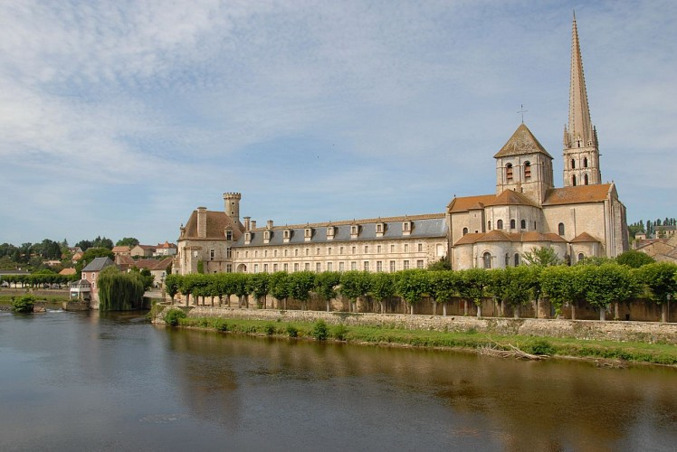 L'abbaye de Saint Savin