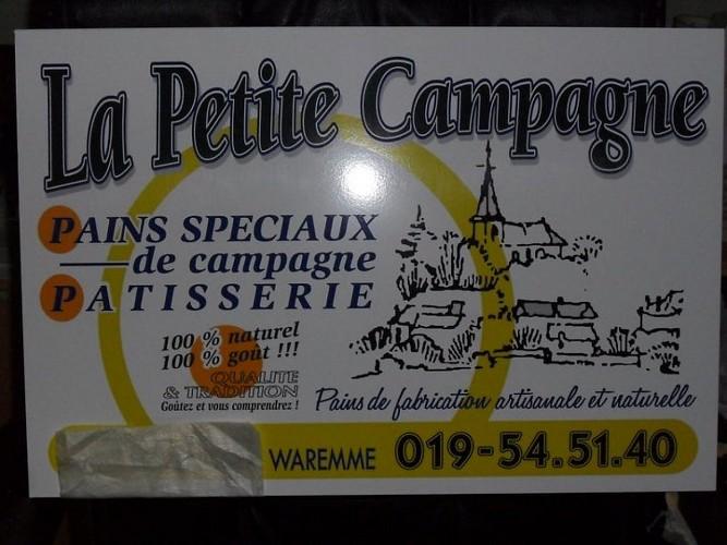 """Boulangerie """"La petite campagne"""" / Bovenistier"""