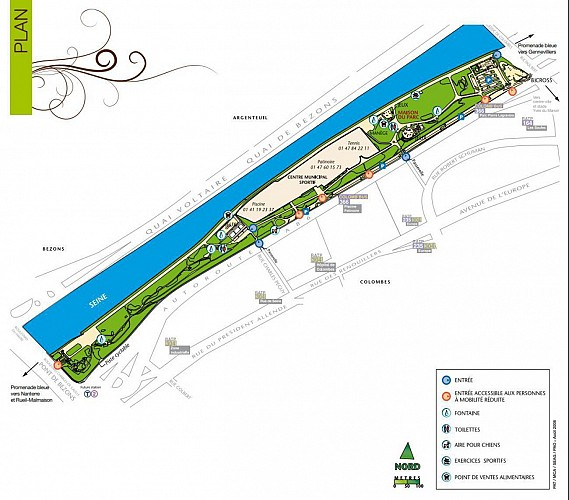 Parc départemental Pierre Lagravère