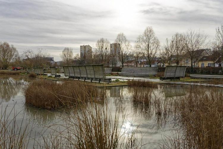 Parc départemental du Chemin-de-l'Île