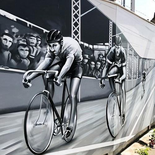Fresque du Vélodrome