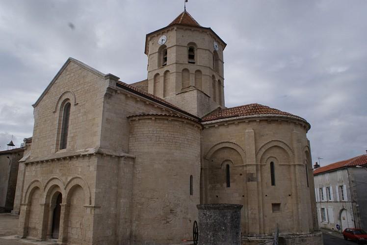 Eglise romane Saint-Pierre