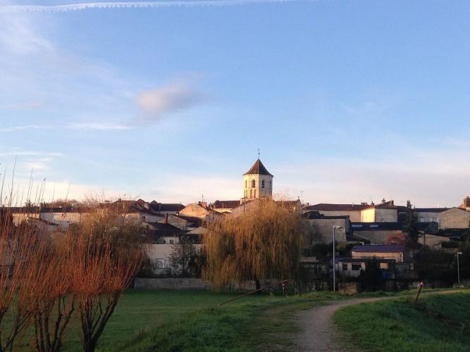 La vallée de la Nouère