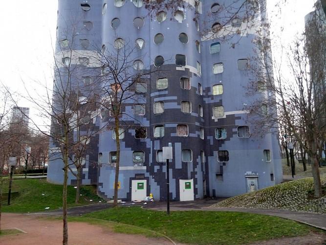 Le parc André Malraux