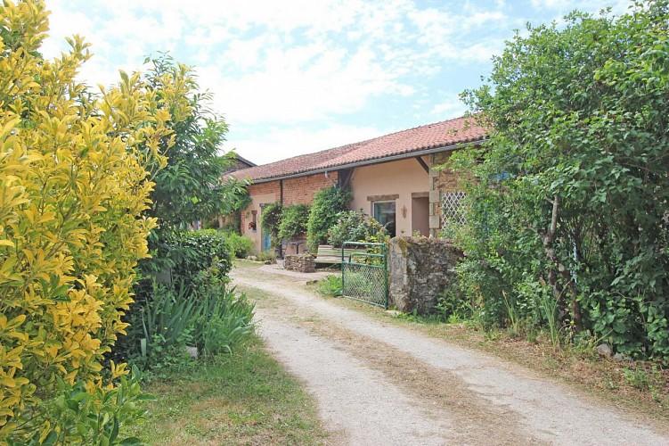 Chambres d'hôtes Gîtes de France d'Anne-Marie et Marcel LALOYAUX