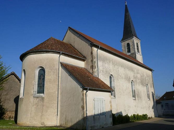 Garos église cph Tourisme Nord Béarn et Madiran (3)