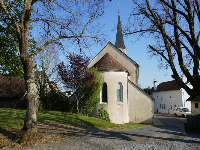Garos église cph Tourisme Nord Béarn et Madiran (4)