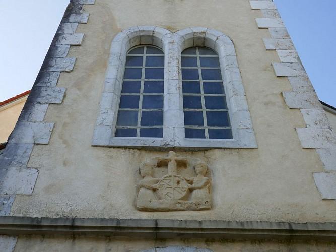 Garos église cph Tourisme Nord Béarn et Madiran (10)